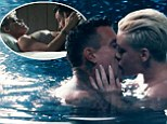 Her raciest music video ever! Pink gets steamy in the water with husband Carey Hart for Just Give Me a Reason