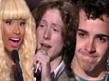 American Idol Hollywood Week men's solo round
