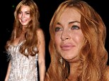 Too much, too soon? Lindsay Lohan reveals an over-botoxed look as she glams up for charity gala