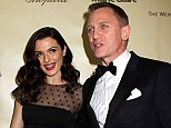Co-stars: Rachel Weisz and Daniel Craig may star together in Broadway play Betrayal