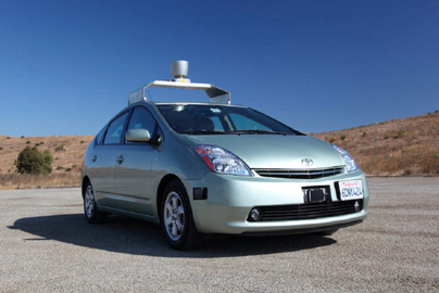 Google's driverless car, which uses cameras, radar sensors and lasers to drive without human input, was reportedly involved in its first ever crash last week.