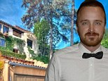 Breaking Bad's Aaron Paul buys Los Angeles home.