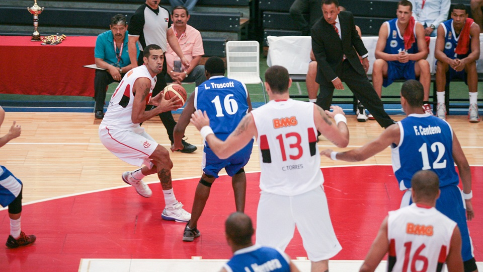 LDA2013 - Highlights - Flamengo (BRA) vs. Estrellas Occidentales (VEN)