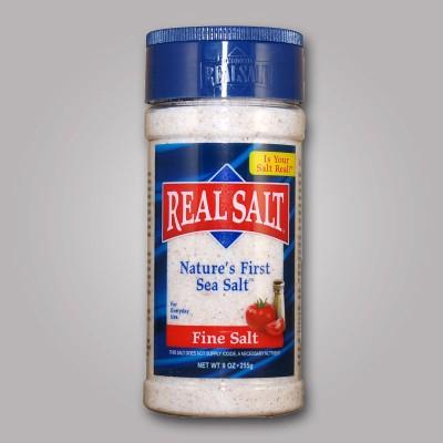 Real Salt 9 oz
