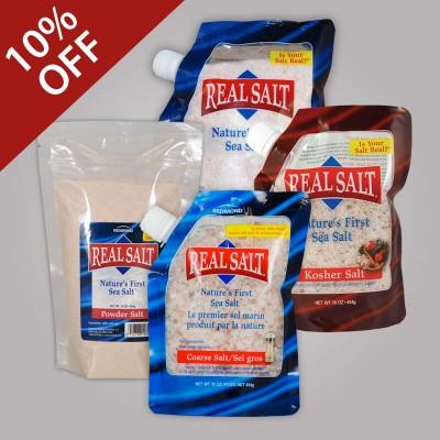 Real Salt Variety
