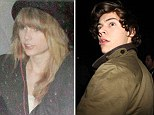 They're DEFINITELY never getting back together! BRITs 2013 organisers on high alert to keep Taylor Swift and Harry Styles apart