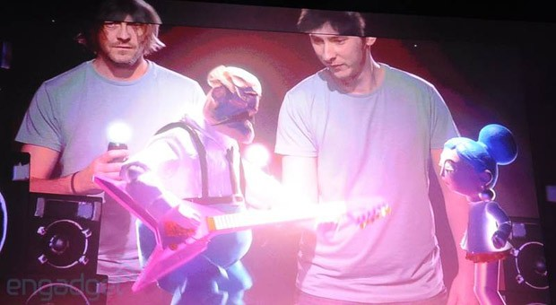The PlayStation 4 supports the PlayStation Move controller
