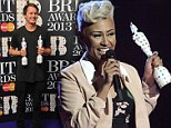 King and Queen of the Brit Awards: Emeli Sandé and Ben Howard lead winners with two gongs each