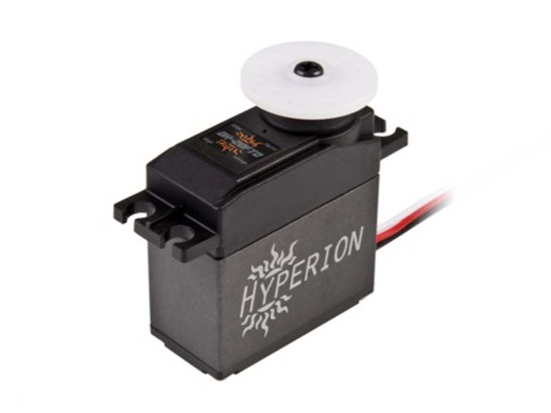 Hyperion Atlas High Voltage DH20-FTD Digital Servo Titanium Gear - 59.5g (8.0-9.5 kg-cm)