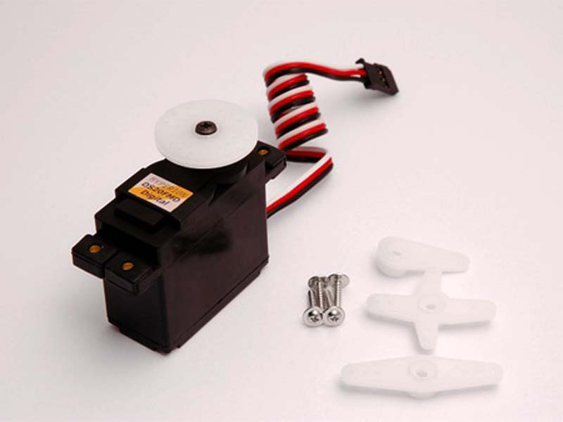 Hyperion Atlas DS20-FMD Metal Gear Digital Servo - 53g (7.0-8.2 Kg-cm)
