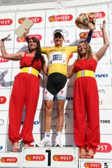 Jakob Fuglsang (Team Saxo Bank) won the Tour of Denmark for the second straight year.