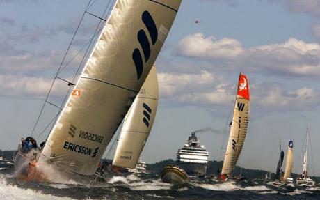 Ericsson 4 win Volvo Ocean Race