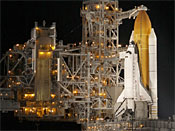 Clouds Force Endeavour Launch Delay