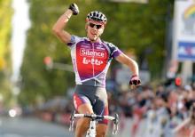 Belgian Philippe Gilbert takes second Paris-Tours win