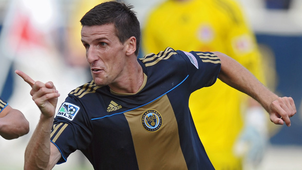 Sebastien Le Toux captures Player of the Week and All-Star honors on the same day