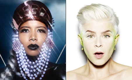Robyn and Kelis to Tour Together