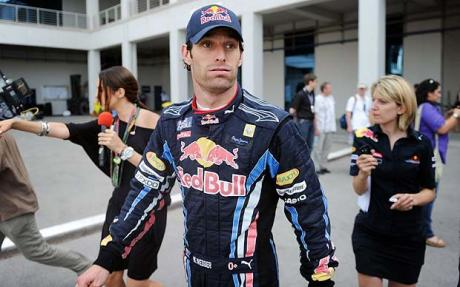 F1 Turkish Grand Prix: Red Bull collision 'not ideal' says Mark Webber