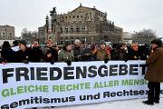 Dresden, Neonazis, Demo, Blockaden, Bombardierung