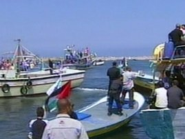 RTÉ.ie News: Flotilla Prevented from leaving Cyprus