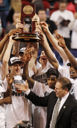 Michigan State advanced to its second straight Final Four in 2010.