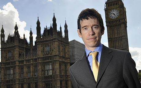 Conservative MP Rory Stewart