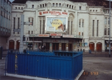 Façade of the Lewisham Theatre