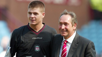 Gerrard: Houllier will be a success for Villa