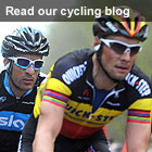 Juan Antiono Flecha and Tom Boonen - Read our latest cycling blog