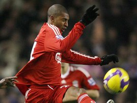 RTÉ.ie Sport: David Ngog scored early for the Reds, but it was all for nought