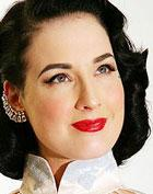Dita von Teese- The burlesque star explains how she makes money ? and spends it.