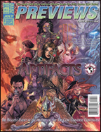 Previews Cover-July 10 Back