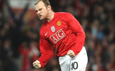Wayne Rooney - Porto snatch draw at Manchester United