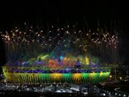 Closing Ceremony lights up the Olympic Stadium