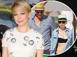 It's over! Jason Segel and Michelle Williams have 'split' after a year of dating