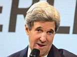 U.S. Secretary of State John Kerry recalled for young Germans Tuesday when he snuck out of the American embassy in divided postwar Berlin at age 12 for a clandestine bicycle ride into the Soviet-controlled eastern part of the city