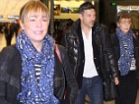 'The airport and I know each other too well': LeAnn Rimes complains about jetset schedule as she jets into Washington for a private show