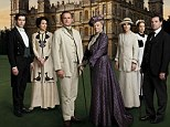 Shaking things up: Downton Abbey is to introduce the first black character in the upcoming fourth series according to casting notes