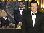 'He used anti-Semitic stereotypes for laughs': Seth MacFarlane blasted by Jewish watchdogs for 'offensive and inappropriate' Oscars jokes
