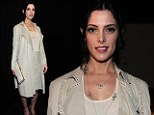 Cream of the crop! Ashley Greene is stylish in knitwear to celebrate her birthday at Milan Fashion Week