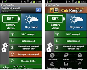green power Top & Best 5 Power saving Android Apps for boosting device performance