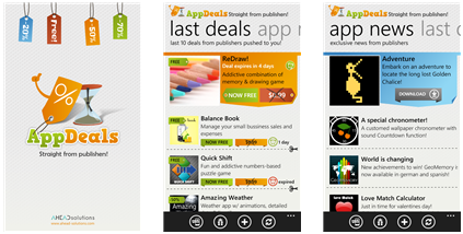 Appdeals Top 10 Most Essential apps for a Windows Smartphone