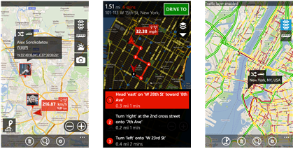 gmaps1 Top 10 Most Essential apps for a Windows Smartphone