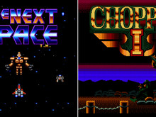 Two 1980s SNK classics hit PSN: Chopper I, The Next Space photo