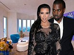 He won't need that anymore! Kanye West lists his LA bachelor pad for $3.3million as he prepares to move into love nest with Kim