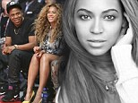 Beyonce uses married name in charity campaign video... after dubbing her tour The Mrs Carter Show