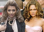 She's a lioness! The Saturdays' Vanessa White rocks some VERY big hair at charity telethon with J.Lo-style 'do
