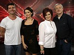 Coming back? Sharon Osbourne, who was on The X Factor judging panel from 2004 until 2007, is still said to be the hot favourite to join the panel for the 2013 series