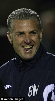 Dismissed: York City have sacked manager Gary Mills following a poor run of form