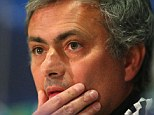 Masterful: Jose Mourinho has a reputation for being an outstanding man manager