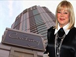 Food for thought! Candy Spelling wants $7m in damages after condo building restaurant 'failed to open'